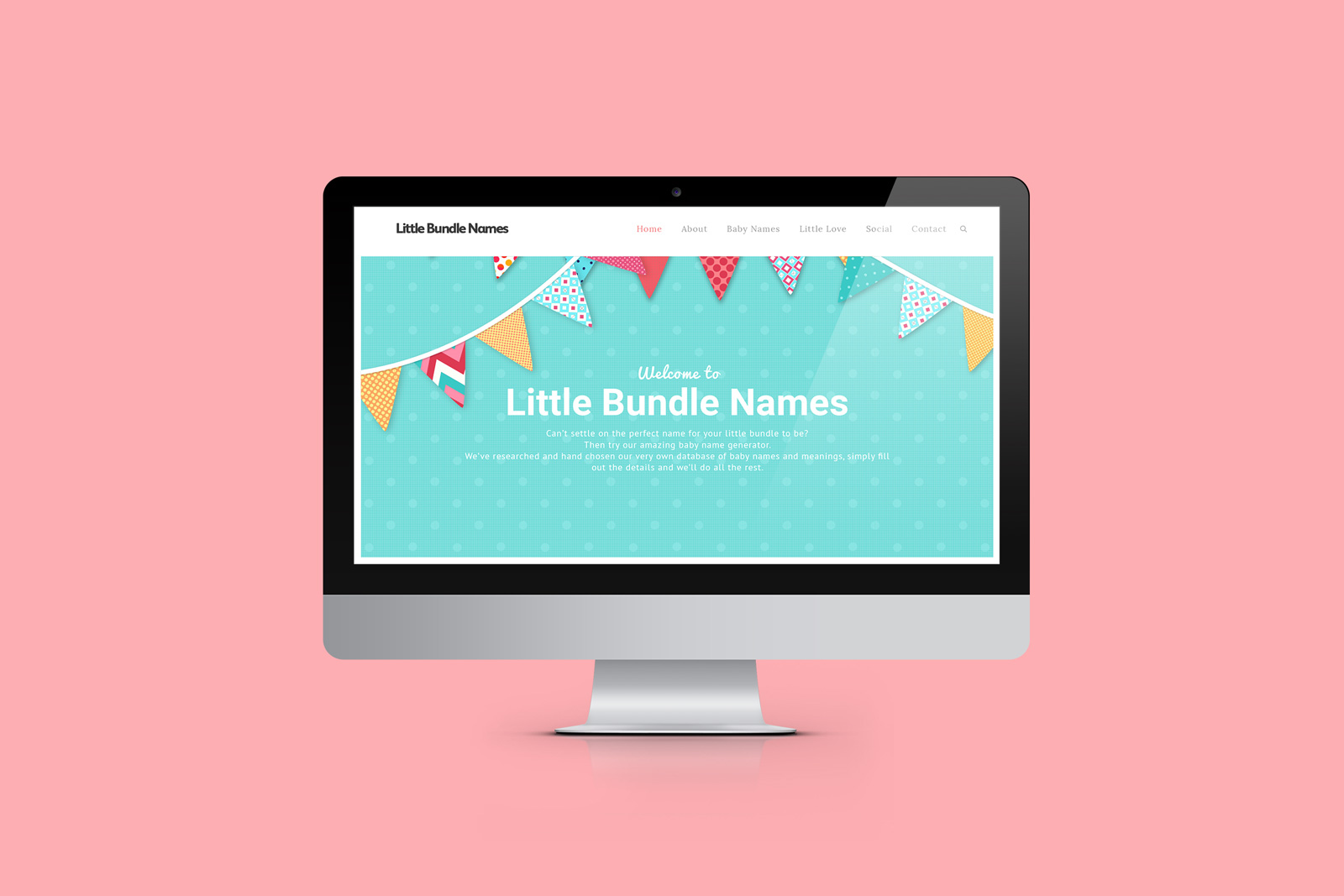 Little Bundle Names - Colm O'Connor