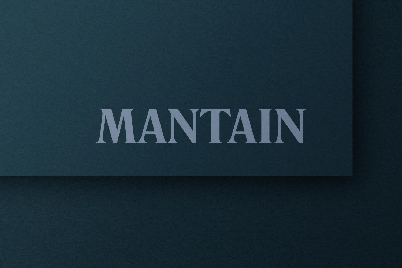 Mantain